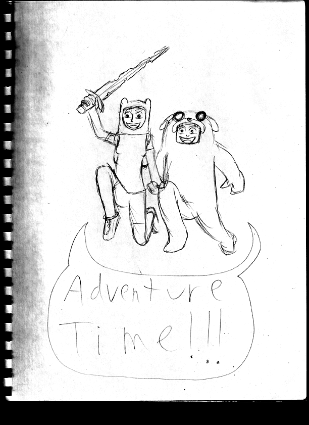 Adventure Time With Alex And Jess