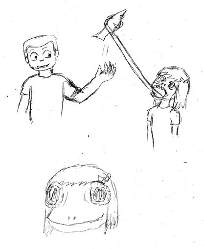 Sketch Nightmare