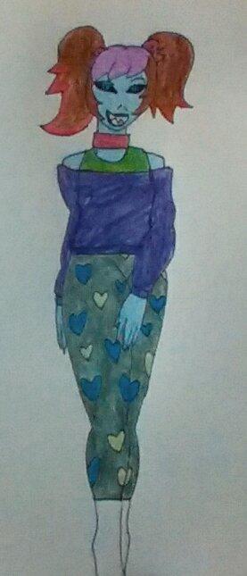 Selkie Fanart (LadyObvious)